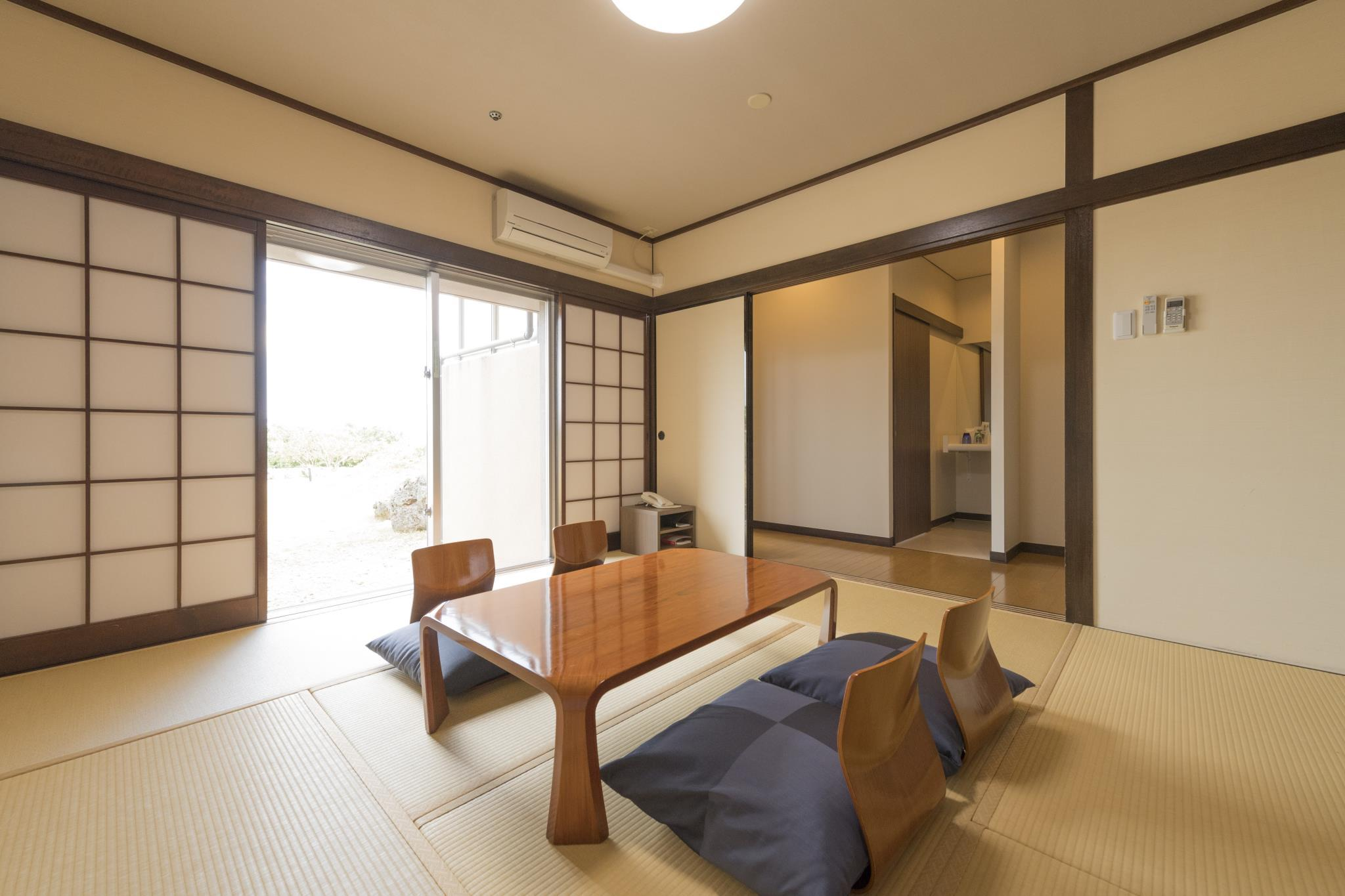 日式客房 - 有私人溫泉/禁菸 (Japanese Style Room with Private Onsen - Non-Smoking)