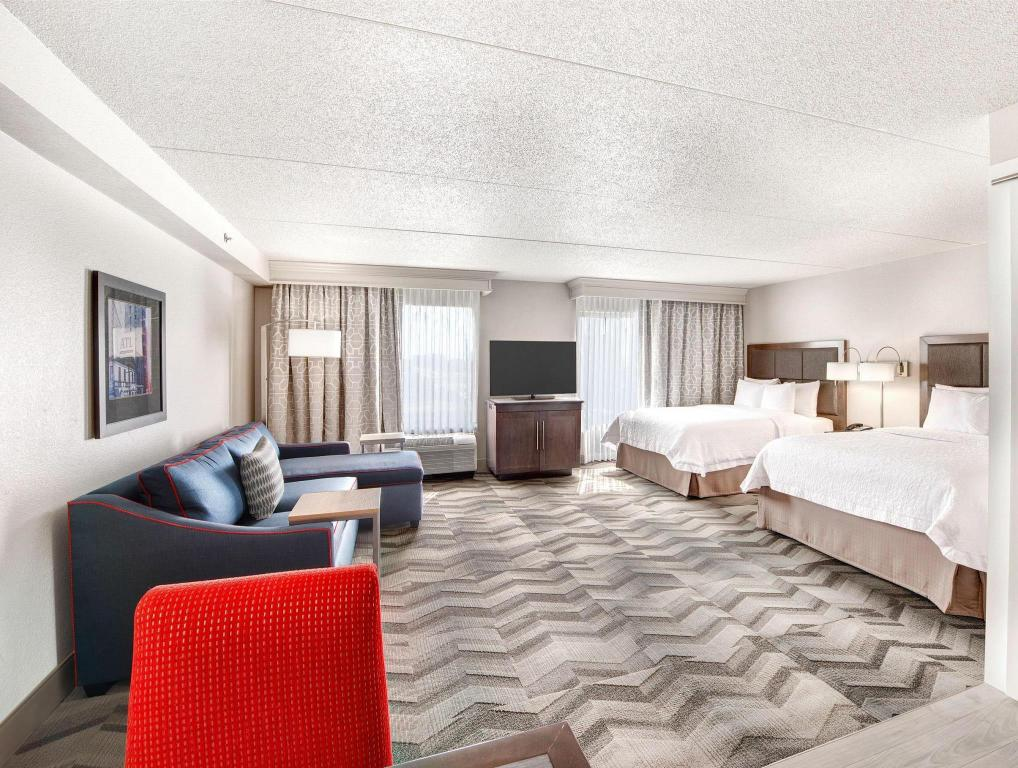 Hampton Inn and Suites Atlanta Galleria