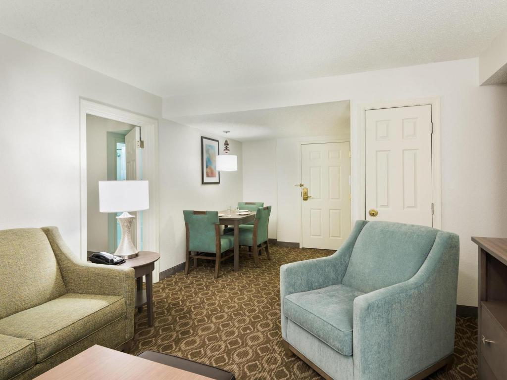Interijer hotela Homewood Suites by Hilton Baton Rouge