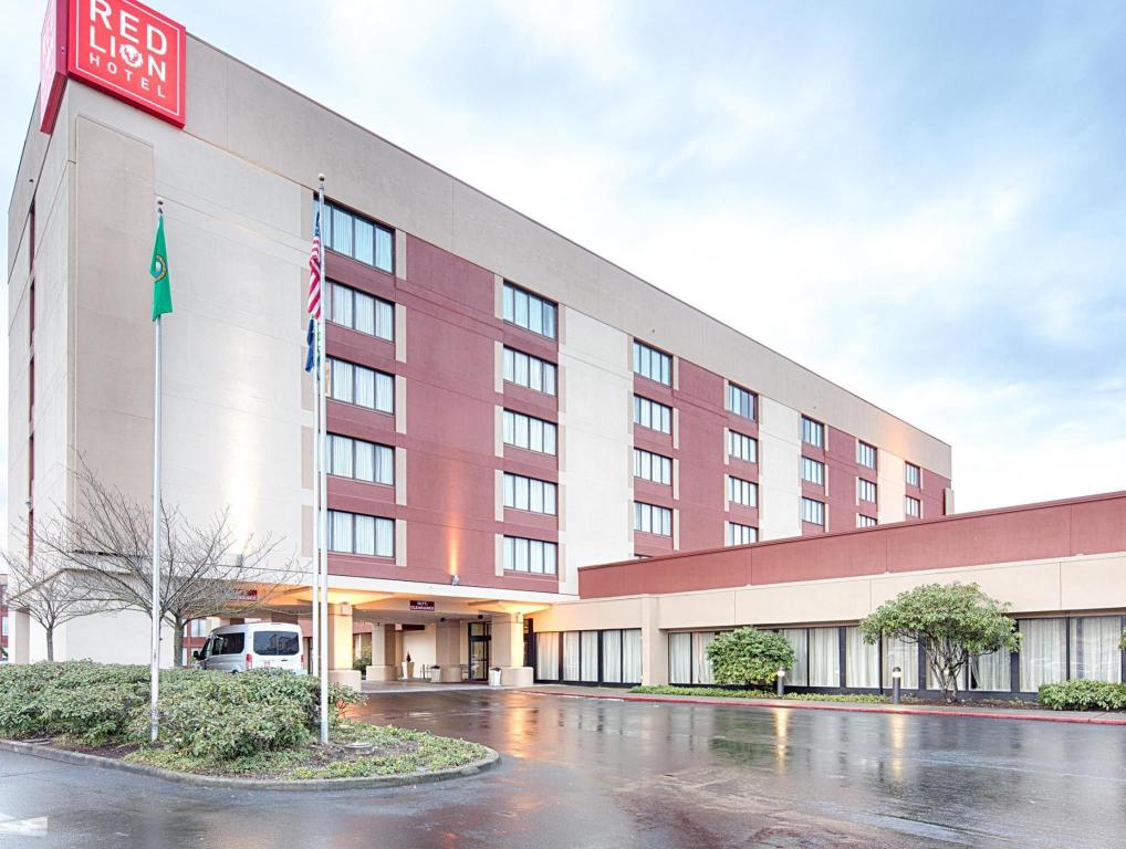 Red Lion Hotel & Conference Center Seattle-Renton