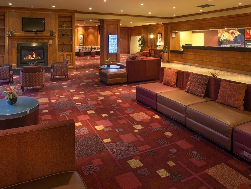Интерьер Red Lion Hotel & Conference Center Seattle-Renton