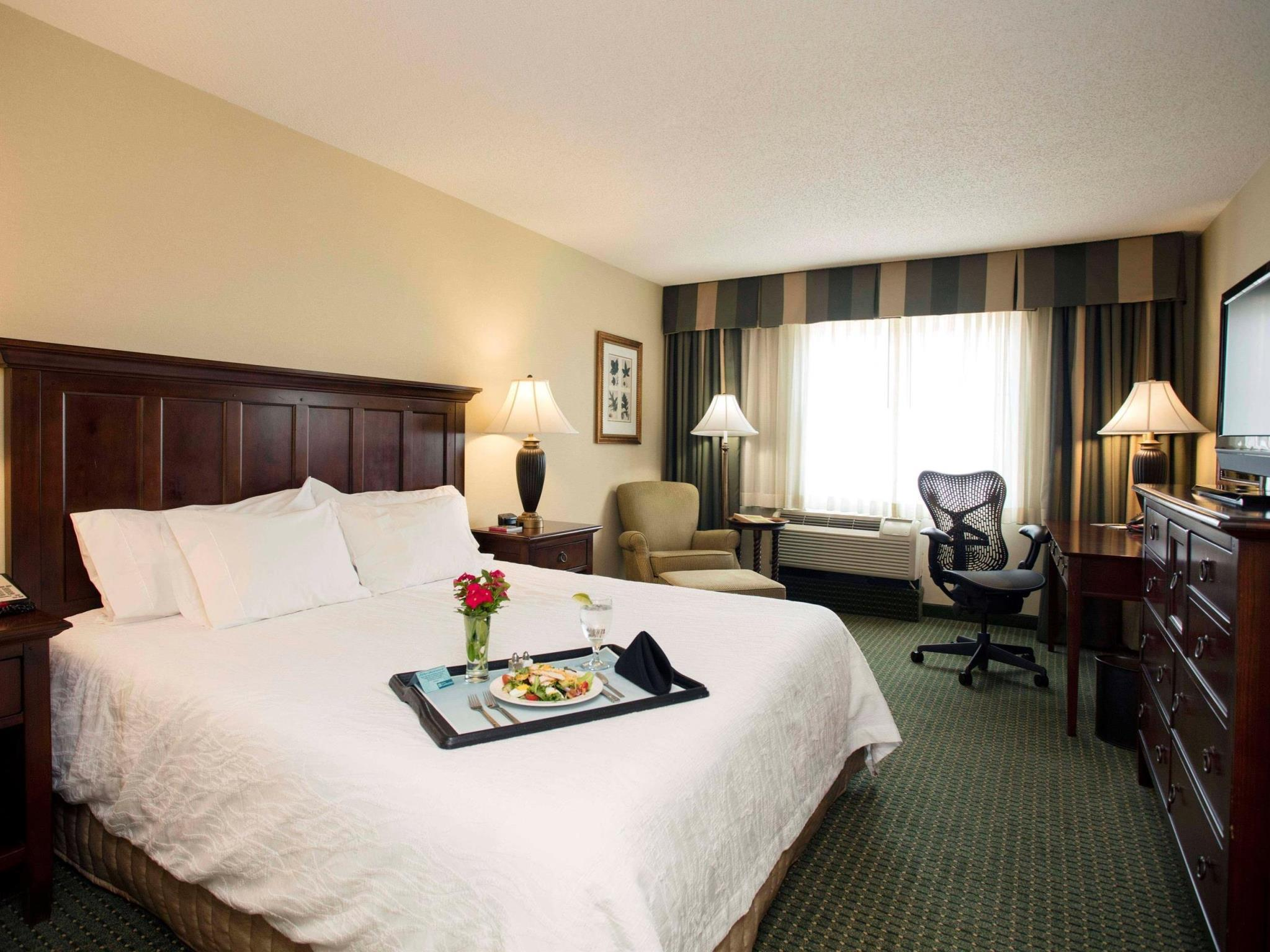 Awesome 1 King Bed   Guestroom Hilton Garden Inn Athens Downtown