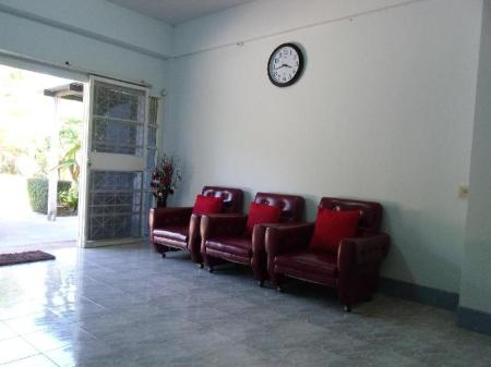 Interior view Albatross Guesthouse @ Thungwualaen Beach