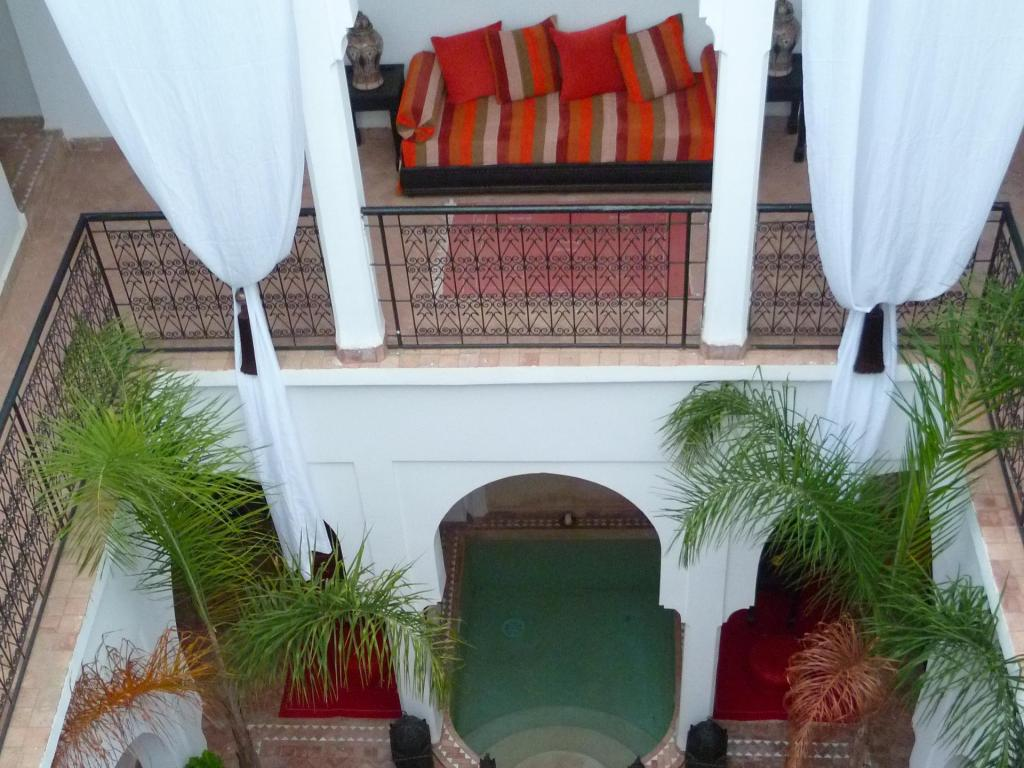 Interior view Riad Faiza