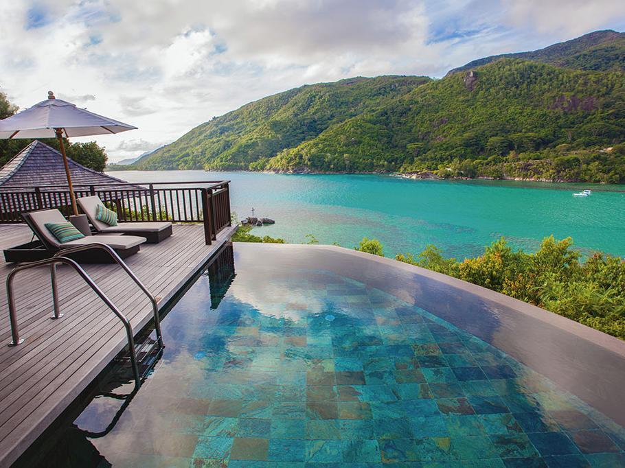 Hillside Villa with Pool - Honeymooners Only