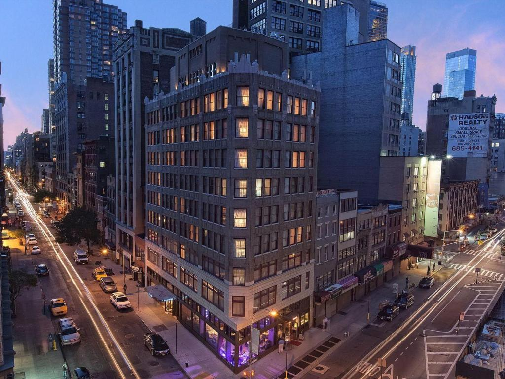 More about Flatiron Hotel