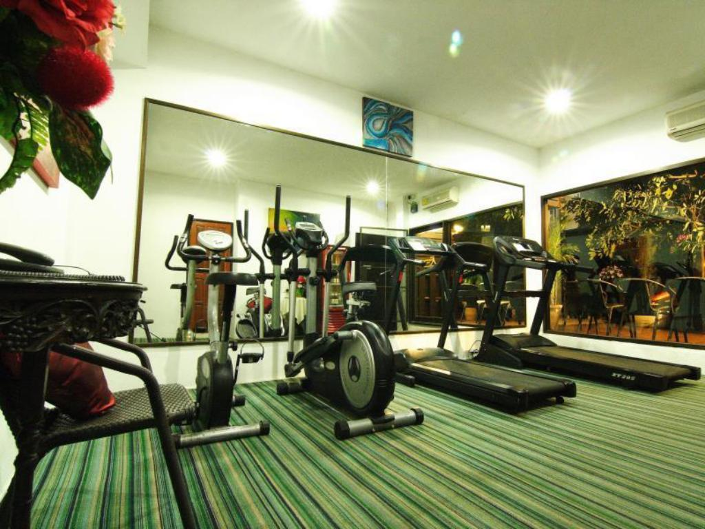 Fitness center Chiangmai Night Bazaar Boutique Hotel