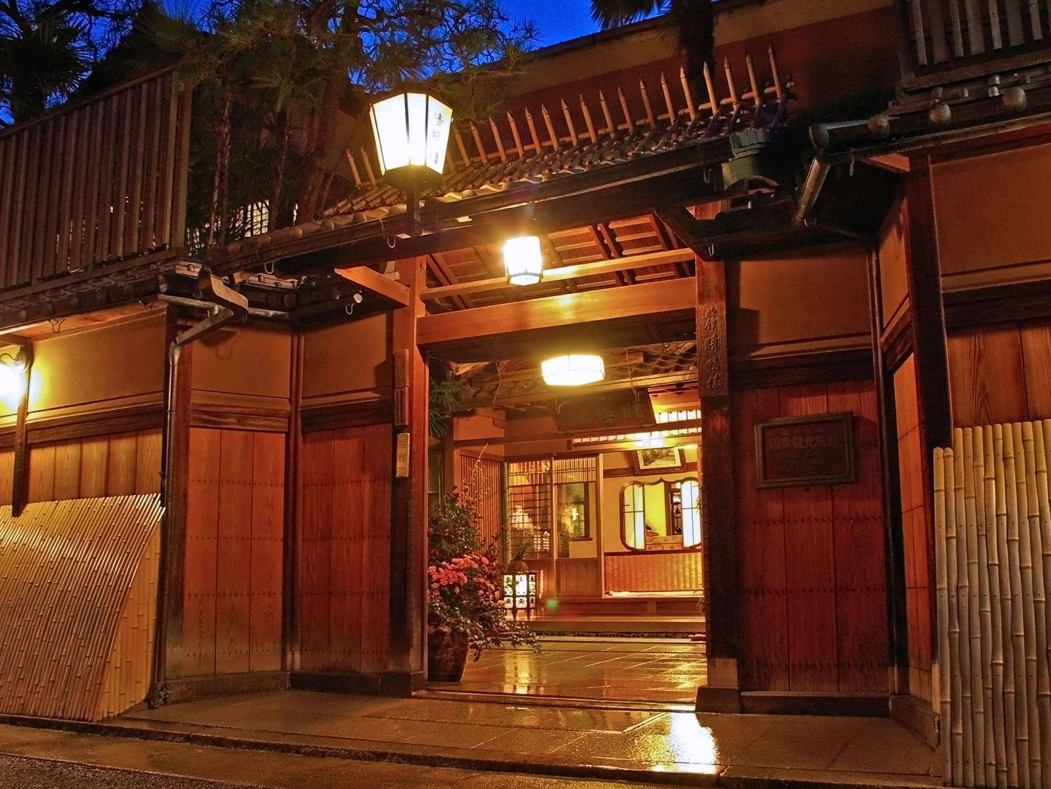 Japanese/Western-style Room (New Building)