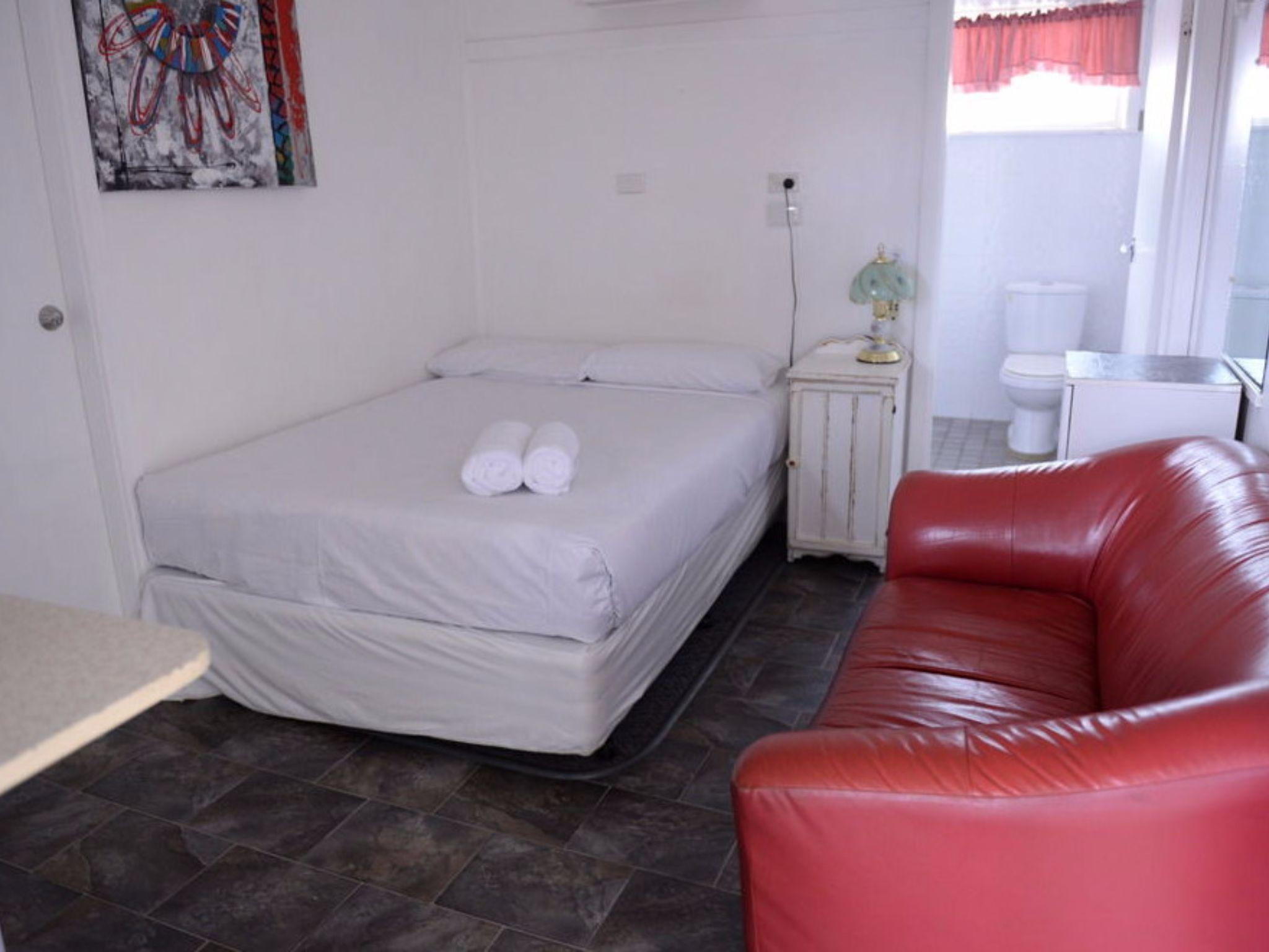 Budget Double Room - Pet Friendly