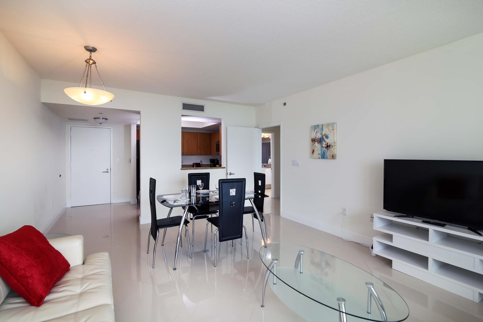 Designer Apartments In Amazing Downtown Miami Location In ...