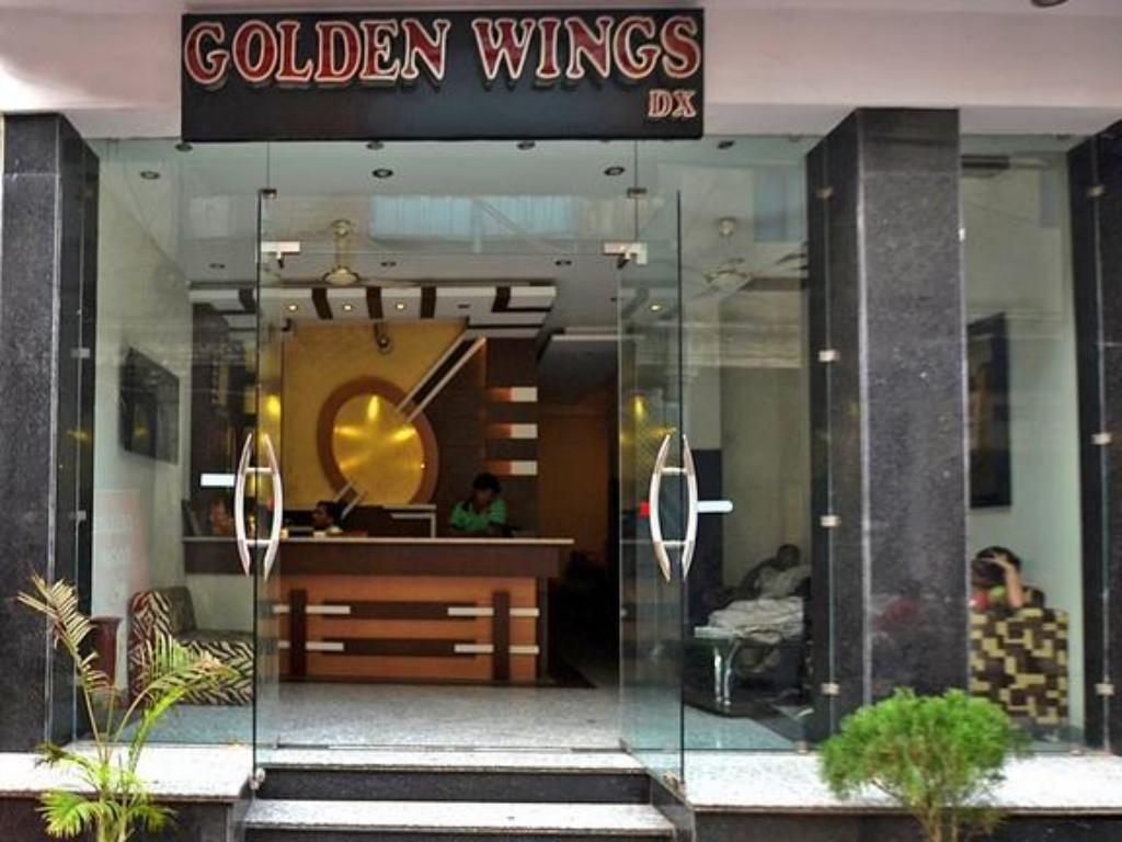 Rohem asukohast Hotel Golden Wings