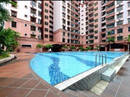 Swimming pool [outdoor] QQ Boutique Service Apartment @ Marina Court Resort Condominium