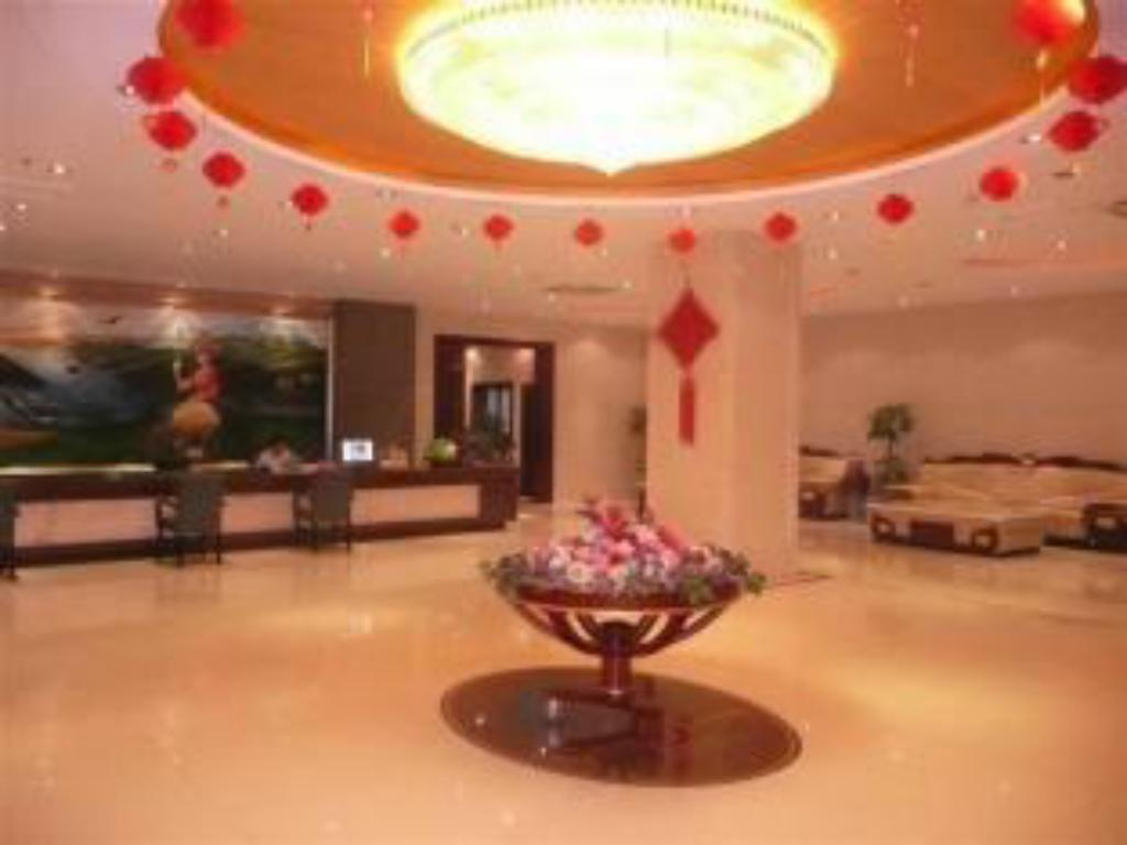 ردهة جرين تري إن زوزهو ساوث مينتشو رود (GreenTree Inn Xuzhou South Minzhu Road)