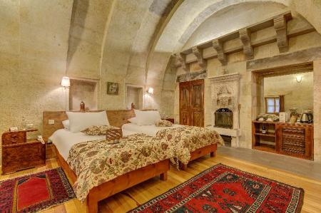 Double or Twin Room Taskonaklar Hotel Cappadocia