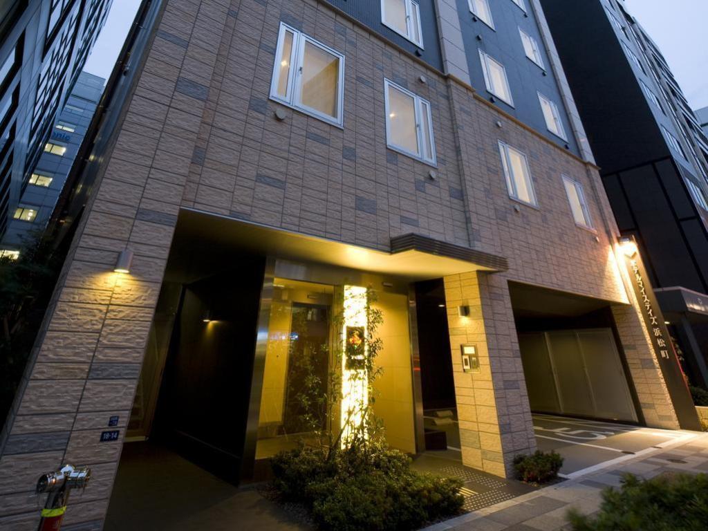 Hotel Mystays Hamamatsucho Shinbashi Tokyo Room Deals