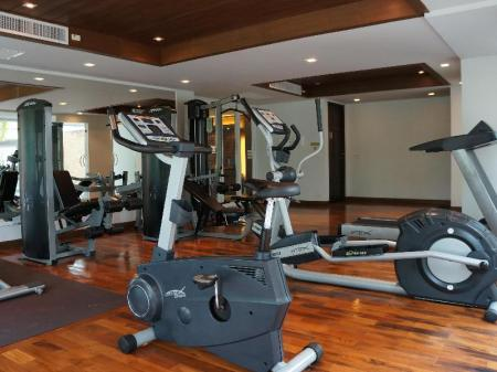gym Haven Serviced-Apartments