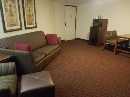 עיצוב הפנים Best Western Bordentown Inn