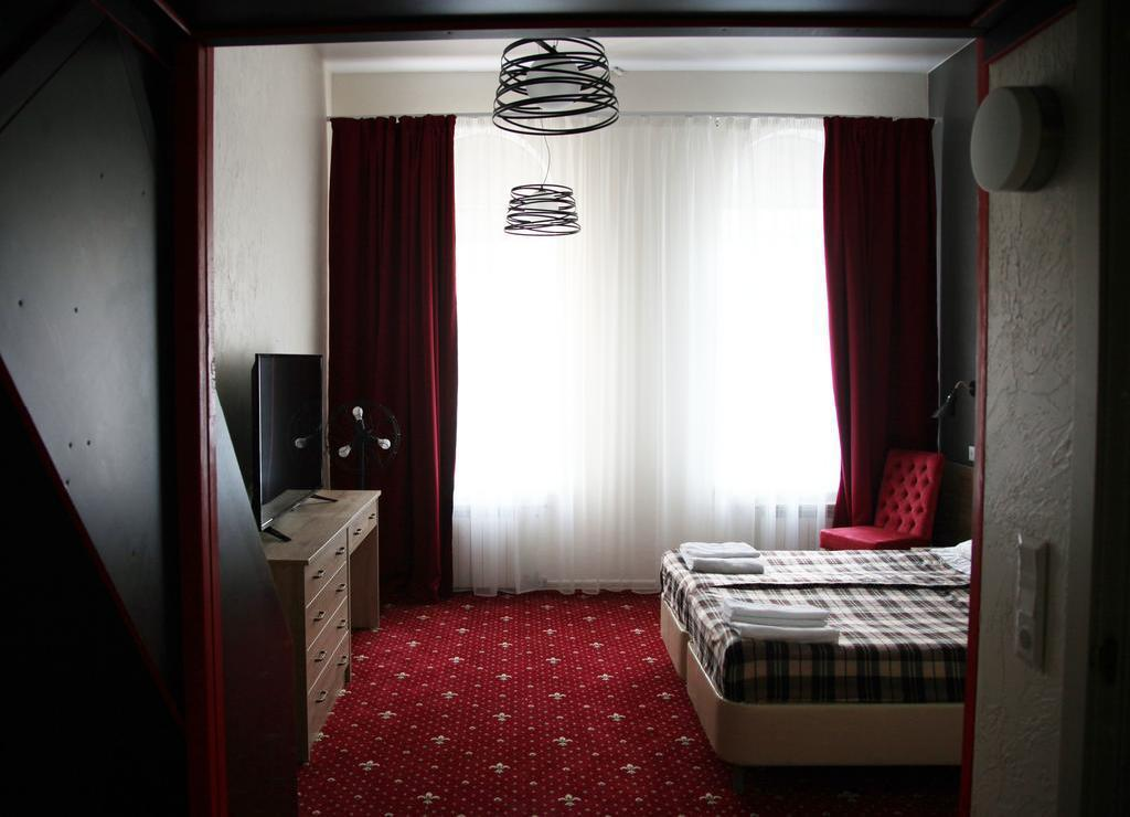 Standard Double or Twin Room The RED by Center Hotels