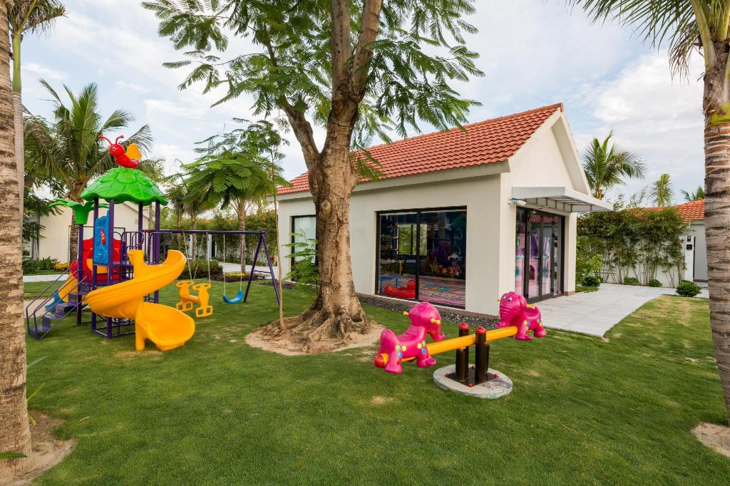 Kid's club Grandvrio Ocean Resort Danang