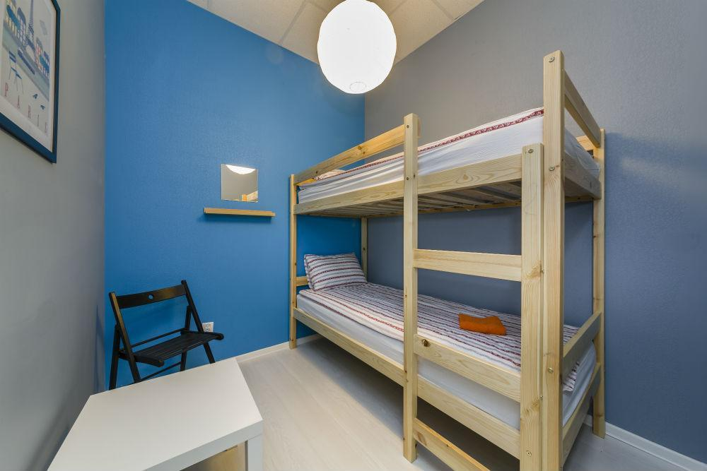 Llitera amb 2 llits individuals (Twin Bunk Bed)