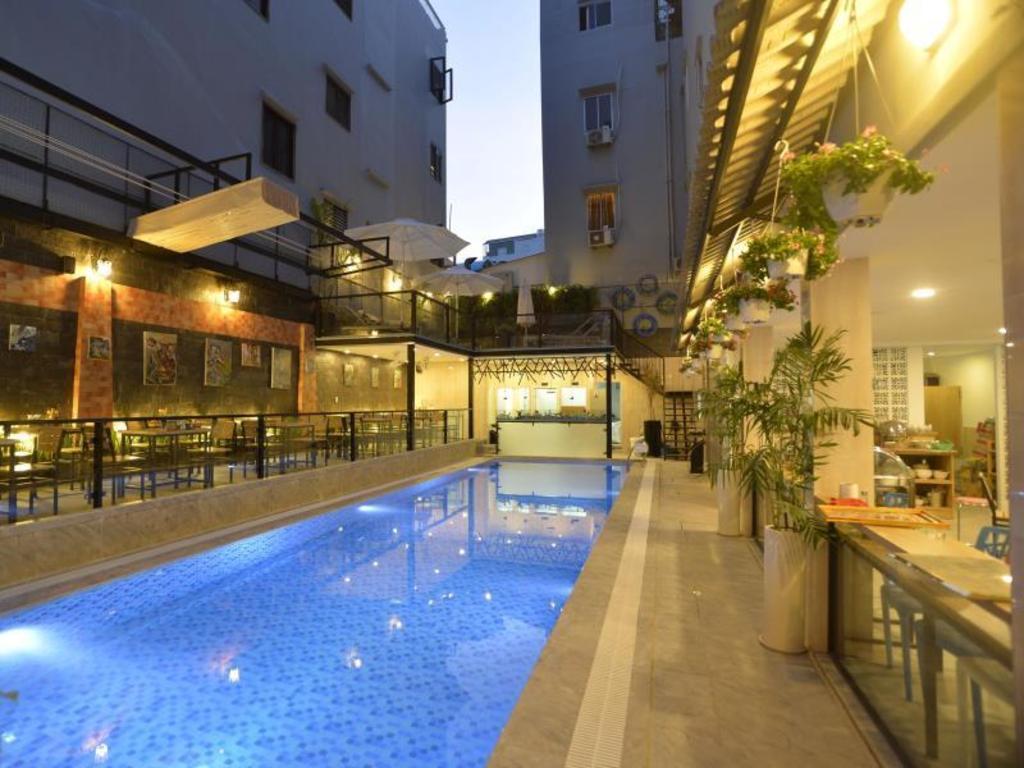 Beautiful Saigon Boutique Hotel