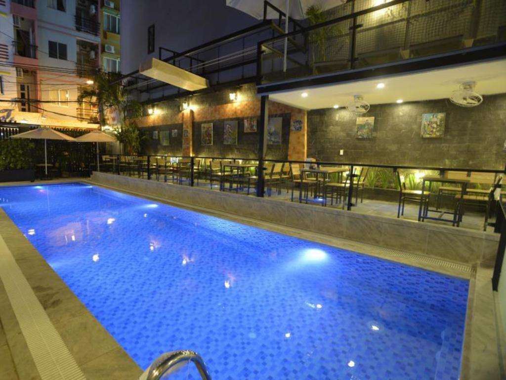 Best Price On Beautiful Saigon Boutique Hotel Ho Chi Minh City Vietnam