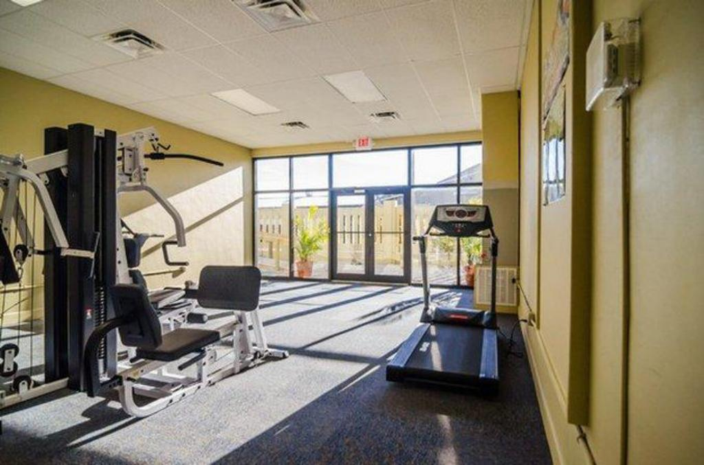 fitnesscenter SUNBIRD RESORT BY THE RESORT COLLECTION