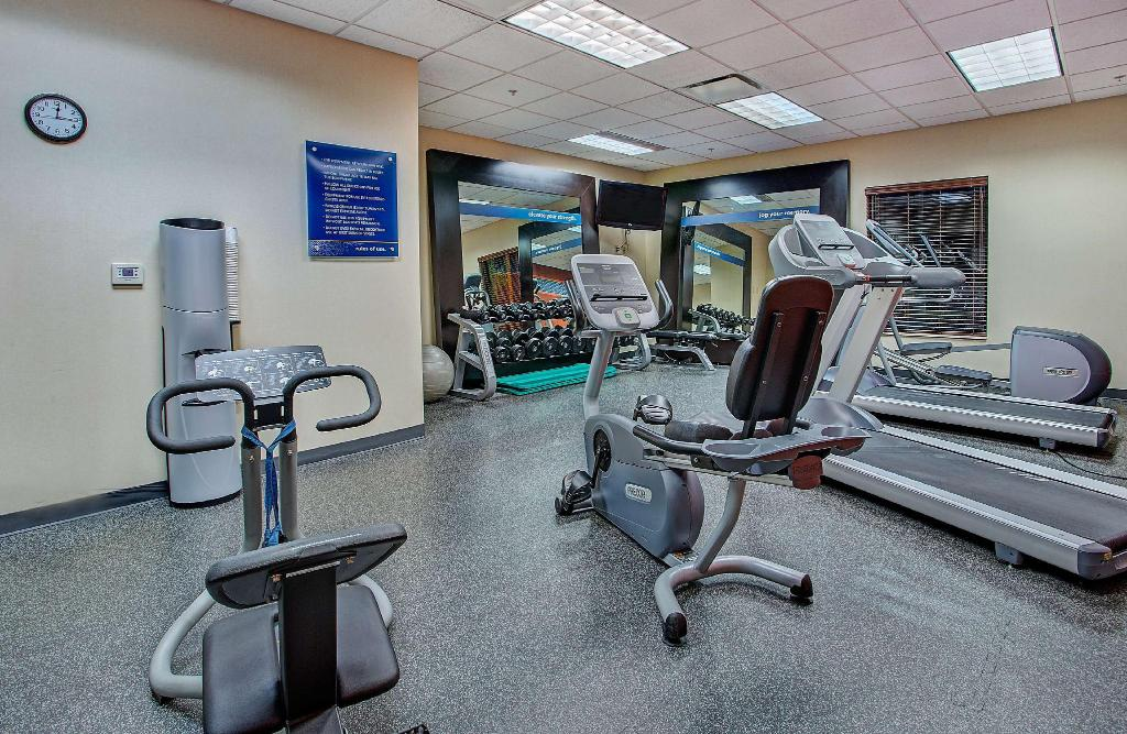 Fitness centar Hampton Inn - Covington