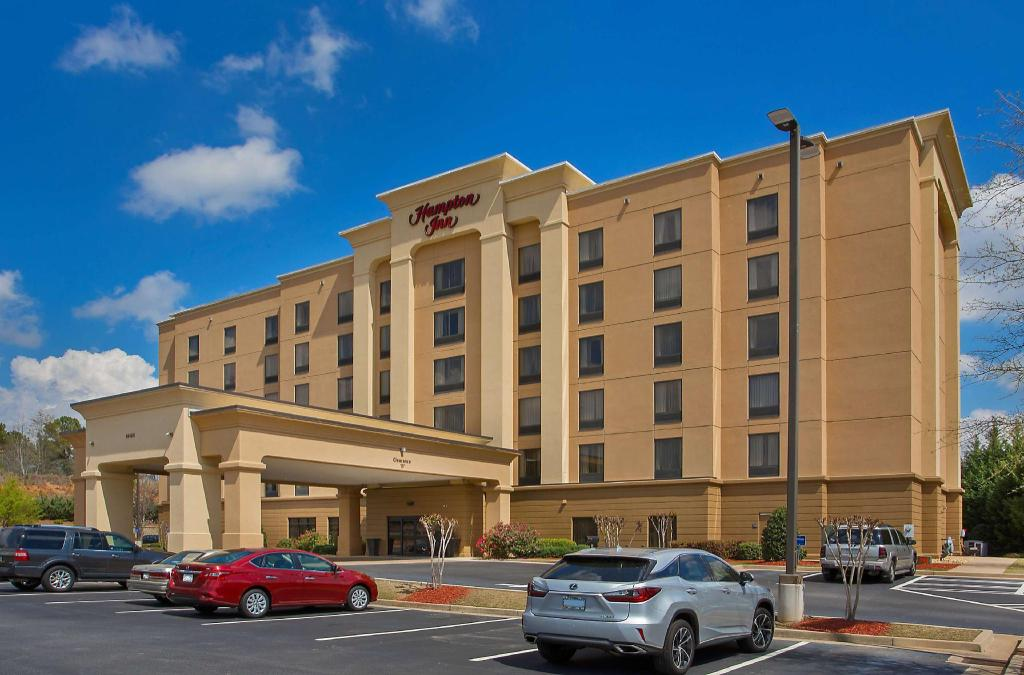 Hampton Inn - Covington