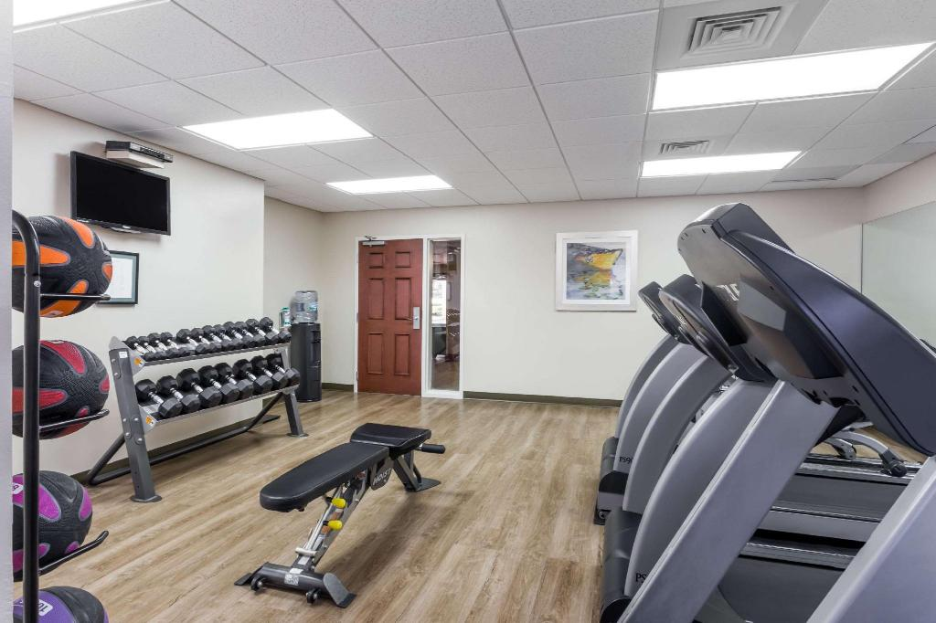 Fitness centar Hawthorn Suites by Wyndham Naples