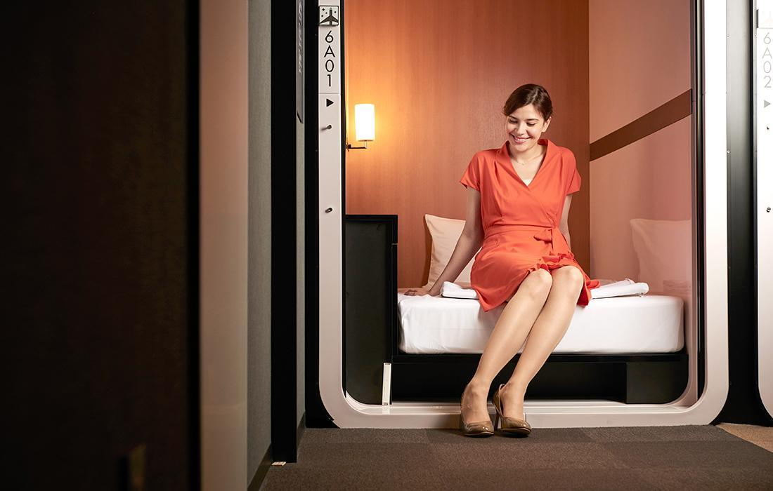 Business Class Cabin (Female)