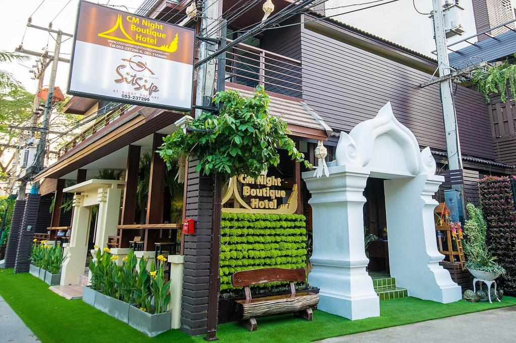 More about Chiangmai Night Bazaar Boutique Hotel