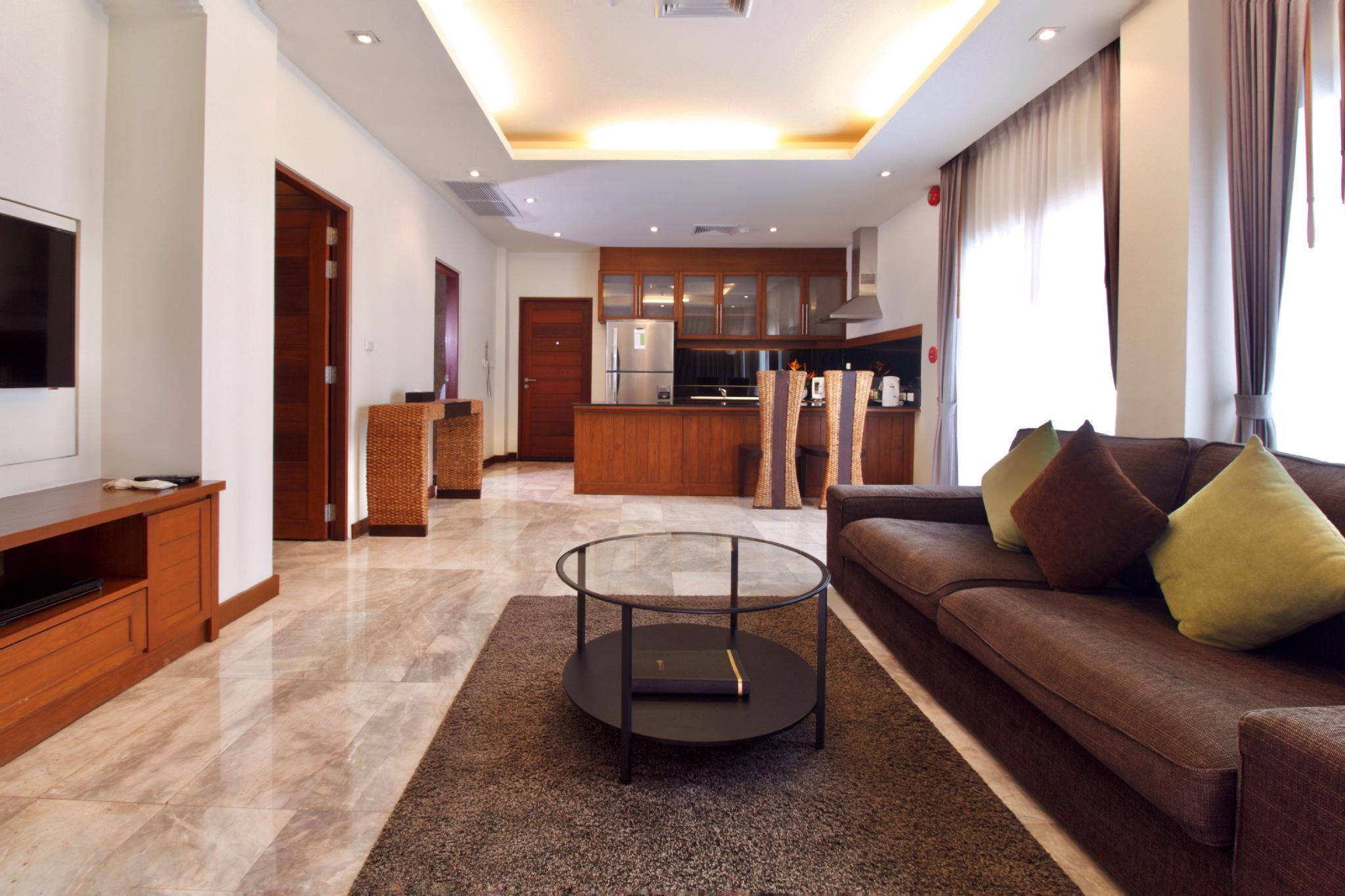 1 Bedroom Penthouse Apartment