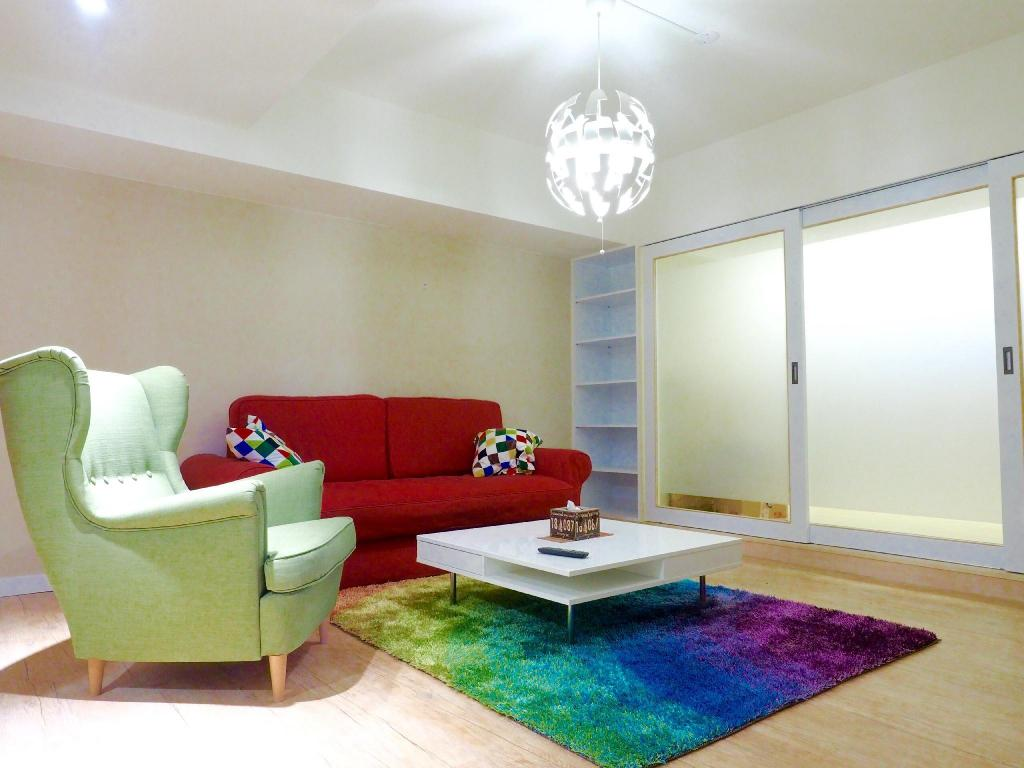 Two Bedrooms And One Living Room Apartment 709 Entire Apartment Taipei Deals Photos Reviews