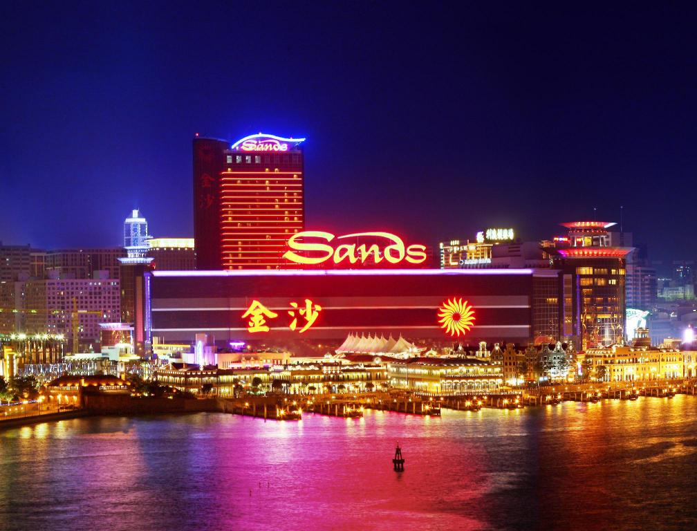 More about Sands Macao