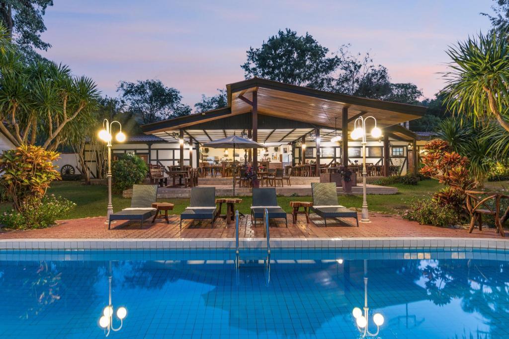 416b2e388ed Eco Valley alojamiento, Khao Yai (Eco Valley Lodge, Khao Yai) Khao ...