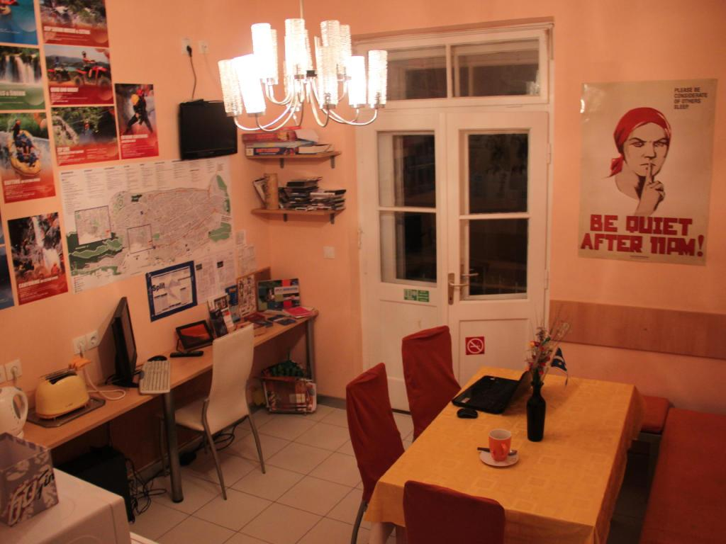 More about Hostel Split Backpackers
