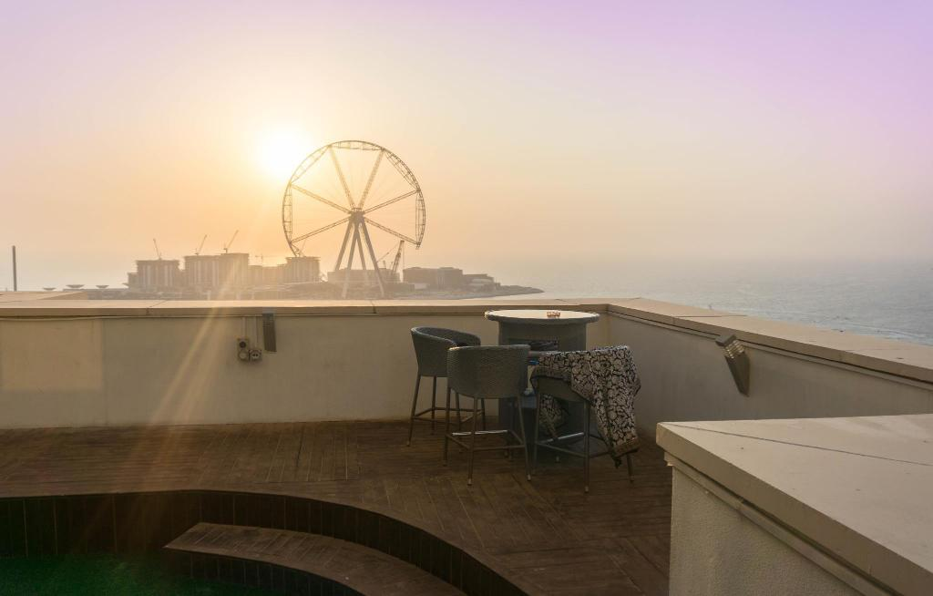 Dubai Beach Host - Terrace Apartments