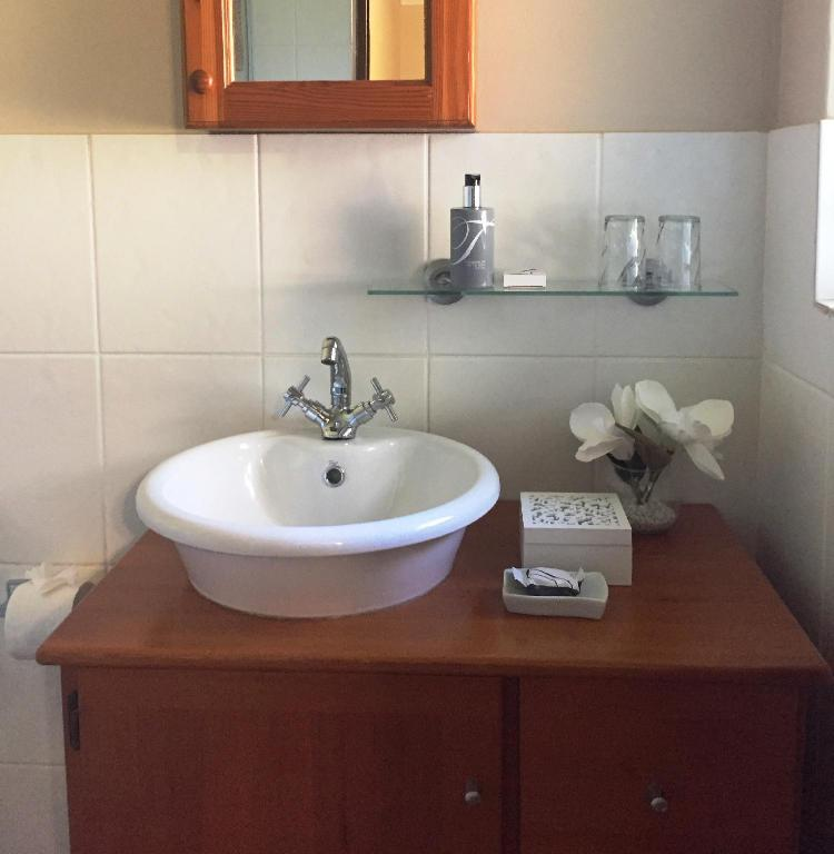 Blue Room - Room 4 - Bathroom Buya Futhi B and B