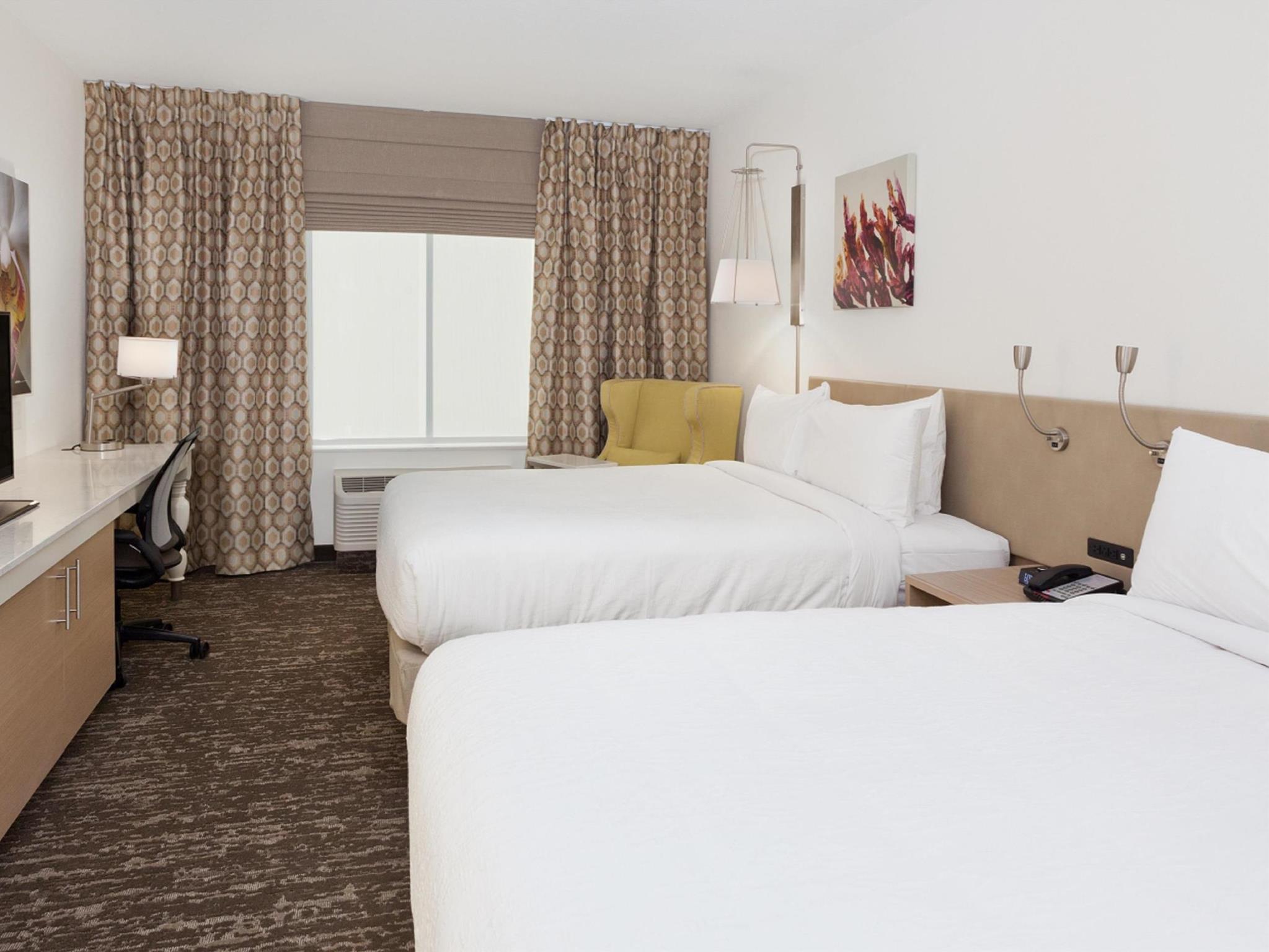 2 Queen Beds   Guestroom Hilton Garden Inn Montgomery   Eastchase, AL