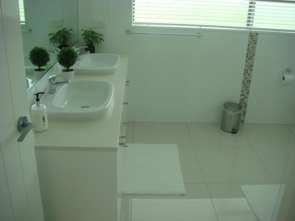Bathroom Karaka Rural Retreat Luxury Guest Wing
