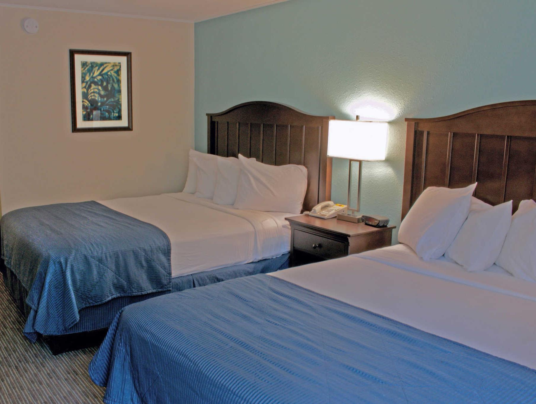 2 Double Bed Room