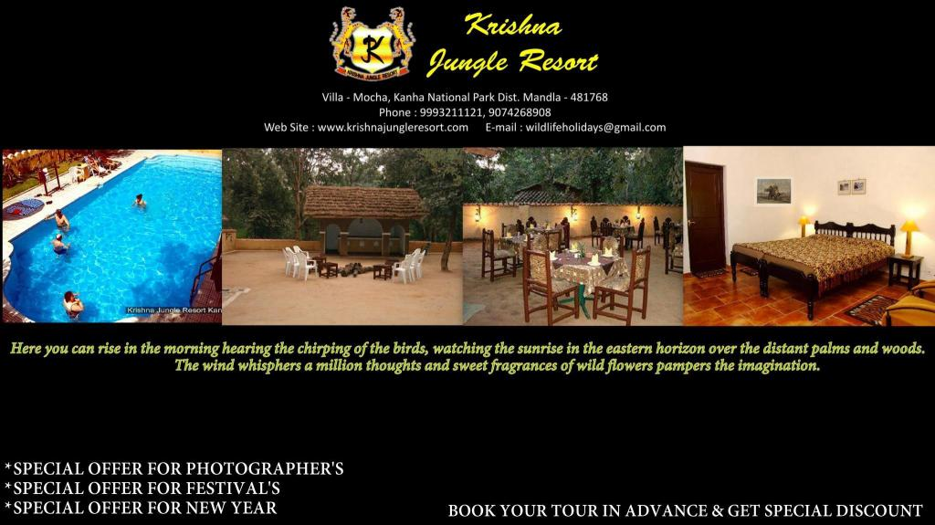 More about The Krishna Jungle Resorts