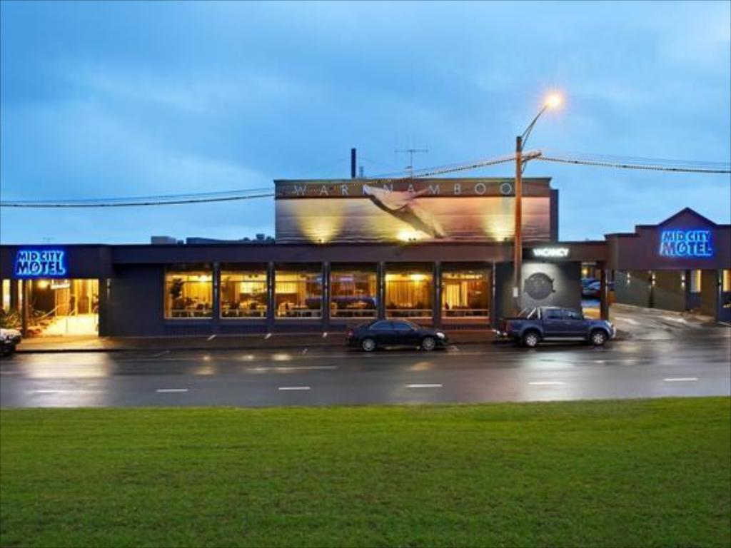 More about Mid City Motel Warrnambool
