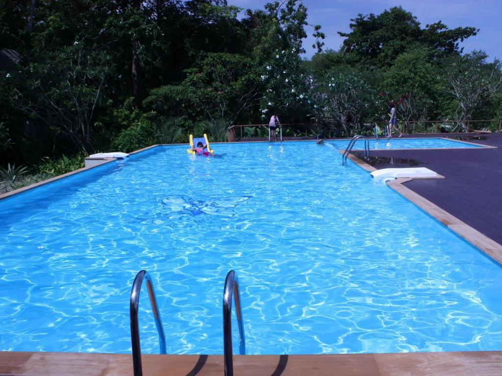 Swimmingpool Samet Ville Resort