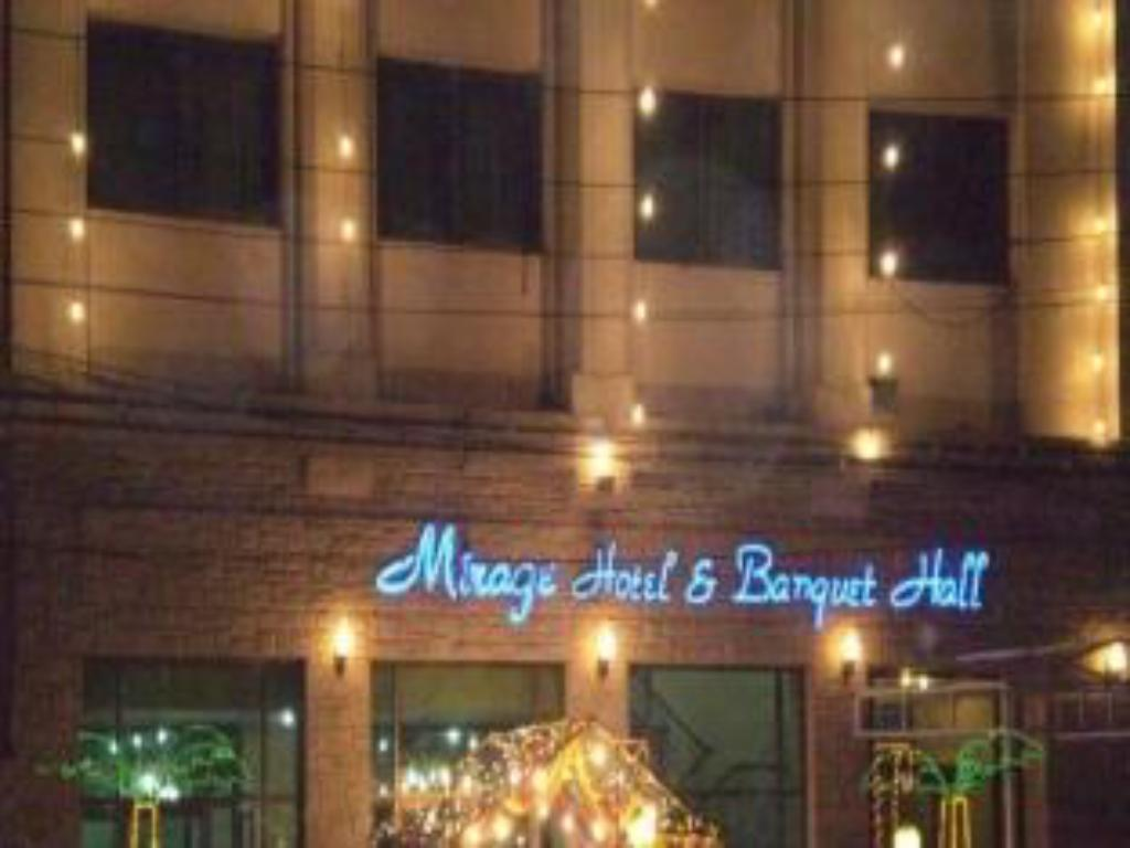 Mere om Mirage Hotel Lahore