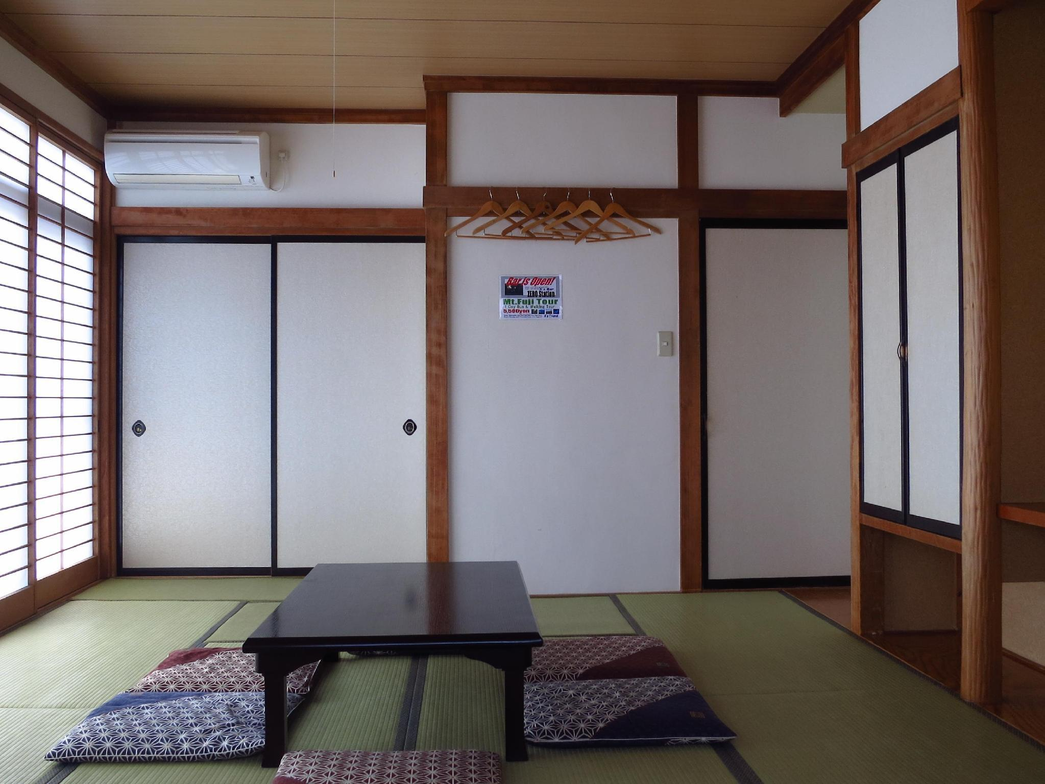 Japanese Room with Bathroom (Large)