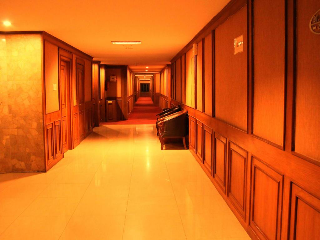 Interior view Sulthan Hotel International