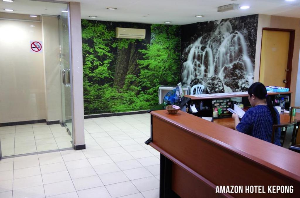 avla Amazon Hotel Kepong