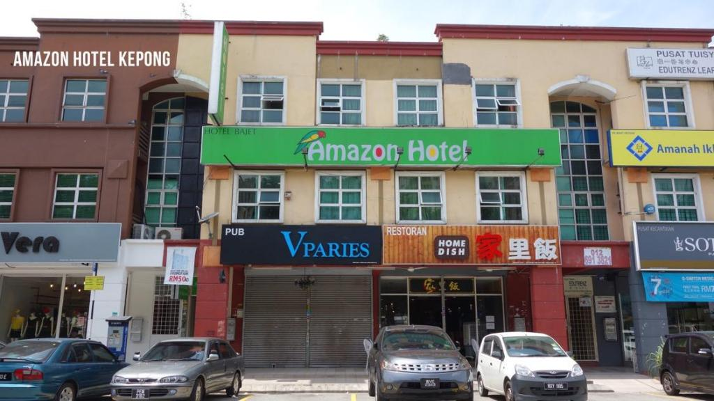More About Amazon Hotel Kepong